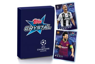 Topps Cystal - Exclusive Champions League Card Set