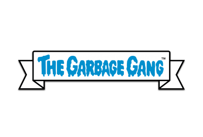 AFTER THEIR PLAYGROUND BANISHMENT ... THE GARBAGE GANG ARE BACK