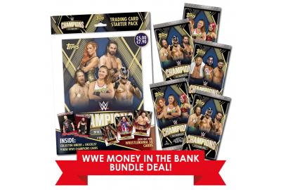 WWE Money in the Bank Bundle Deal