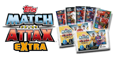 Match Attax Extra returns!