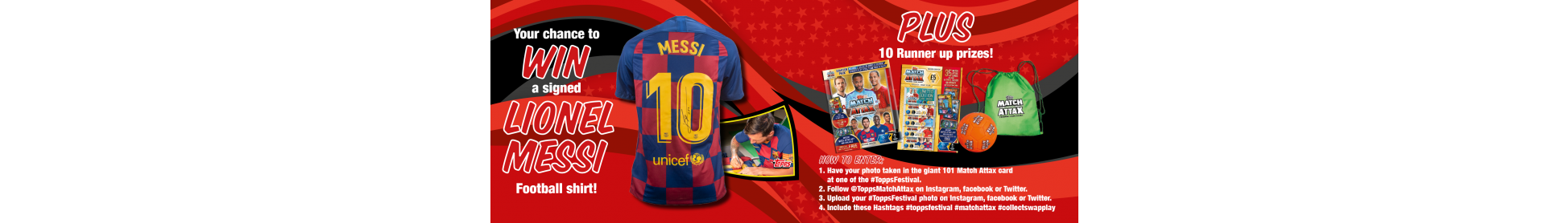 Topps Festival competition