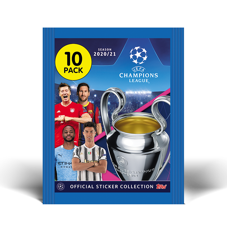 uefa champions league stickers 2020 21 packet uefa champions league stickers 2020 21 packet