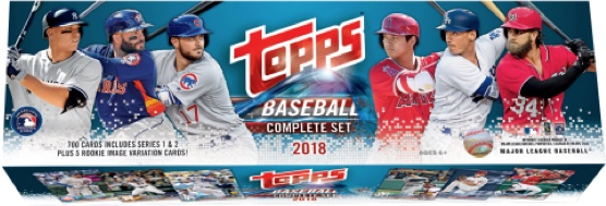 Topps Complete Set