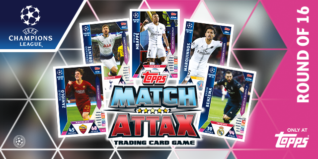 NEW! UCL ON DEMAND CARDS!